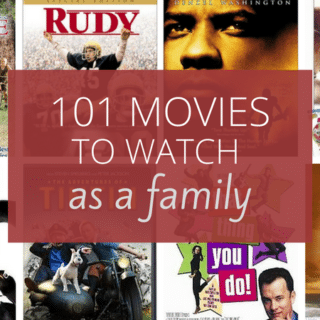 101 Movies To Watch As A Family