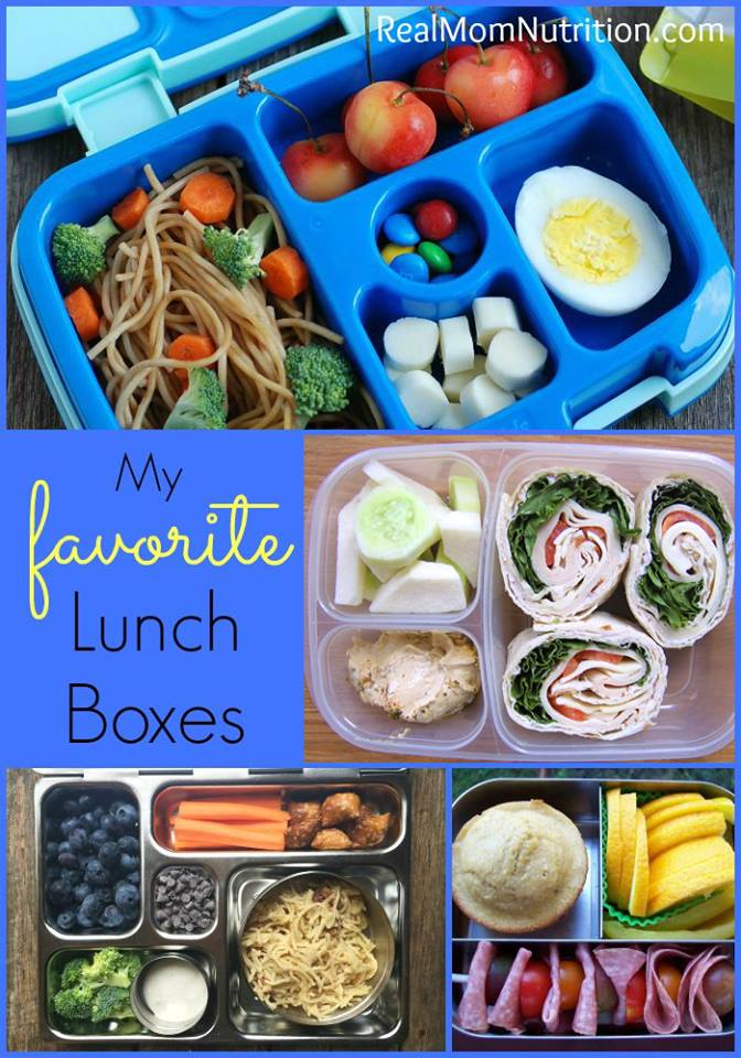 e54b87d55390 My Favorite Lunch Boxes For Kids - Real Mom Nutrition