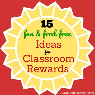 15 Food-Free Ideas For Classroom Rewards