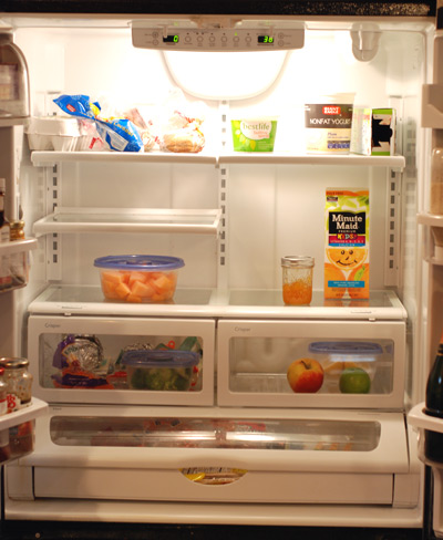 Pantry-Challenged Fridge