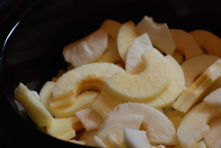 How to make Slow Cooker Applesauce