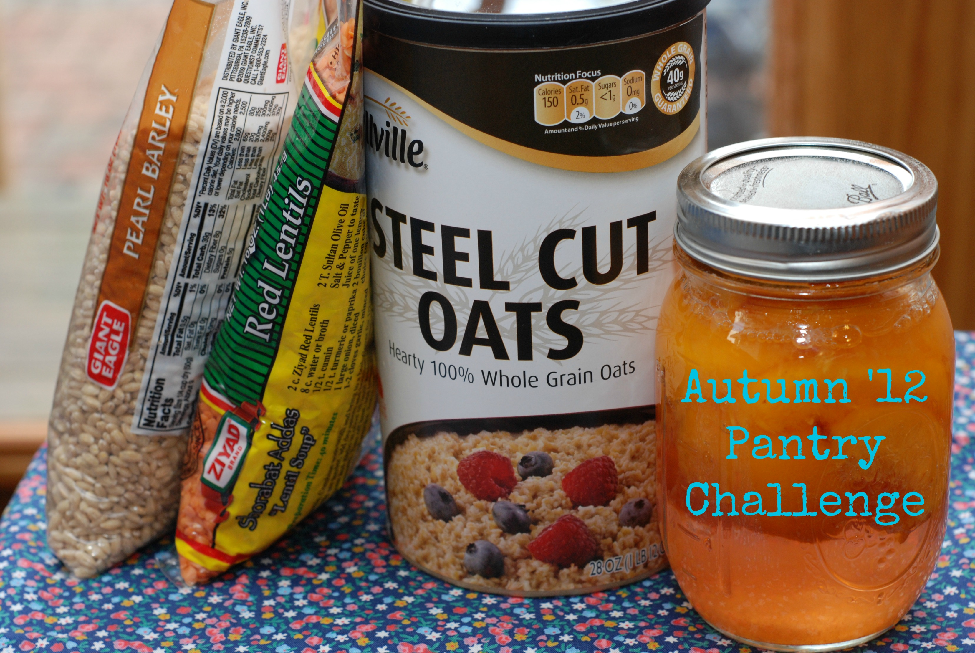 Join My Pantry Challenge!