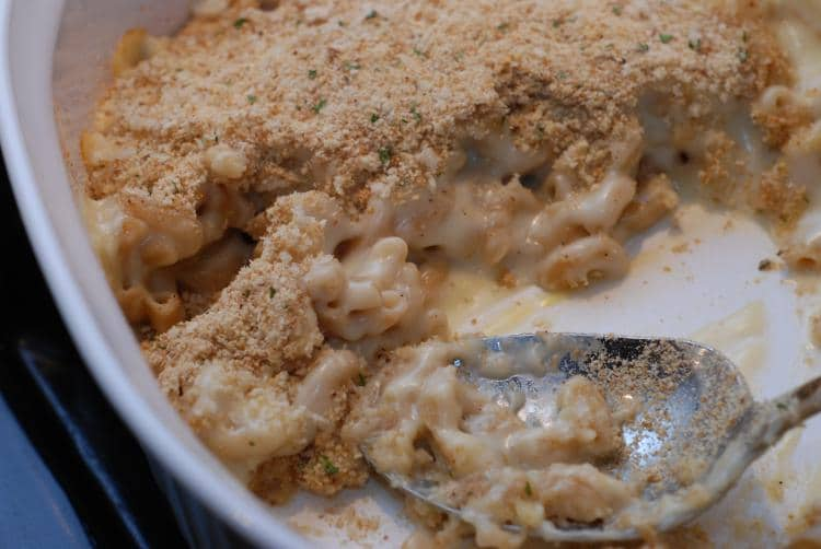 Macaroni & Cheese -- Real Mom Nutrition