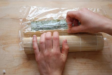 How To Make Simple Sushi Rolls 24