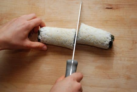 How To Make Simple Sushi Rolls 28