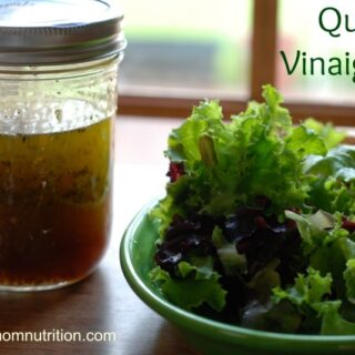 Quick Vinaigrette