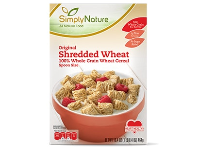Aldi's Shredded Wheat
