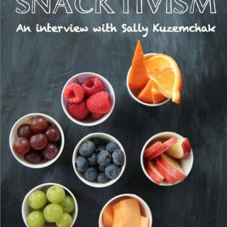All About Snacktivism: My Interview in StayBasic Magazine
