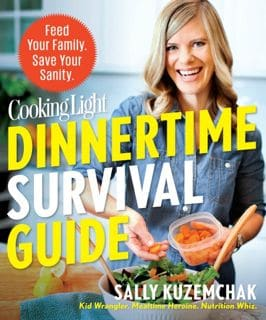 Cooking Light Dinnertime Survival Guide