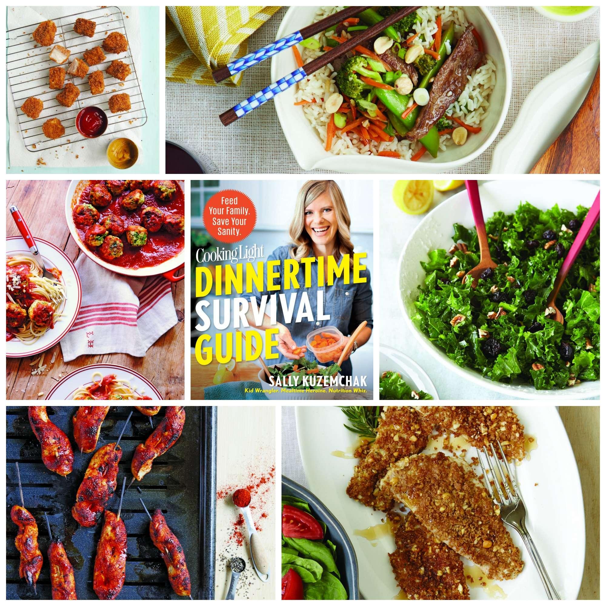 Dinnertime Survival Guide by Sally Kuzemchak
