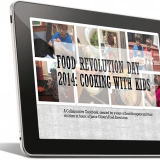 Food Revolution Day E-Cookbook