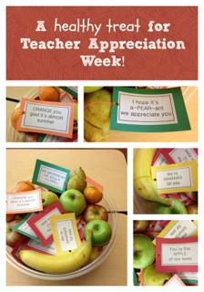 A Sweet Idea for Teacher Appreciation Week