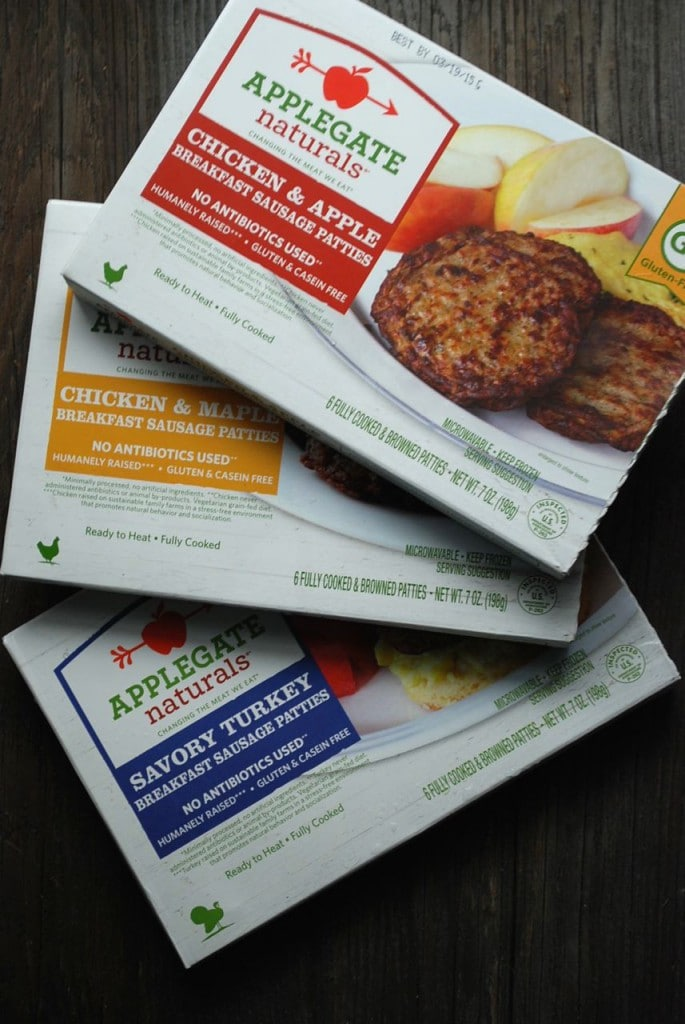 Applegate Sausage Patties