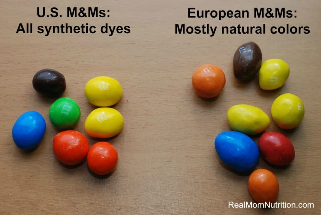 Are Artificial Food Dyes Safe For Kids? - Real Mom Nutrition