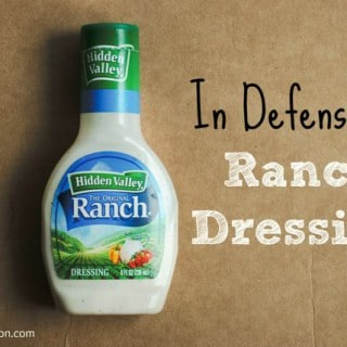 In Defense of Ranch Dressing
