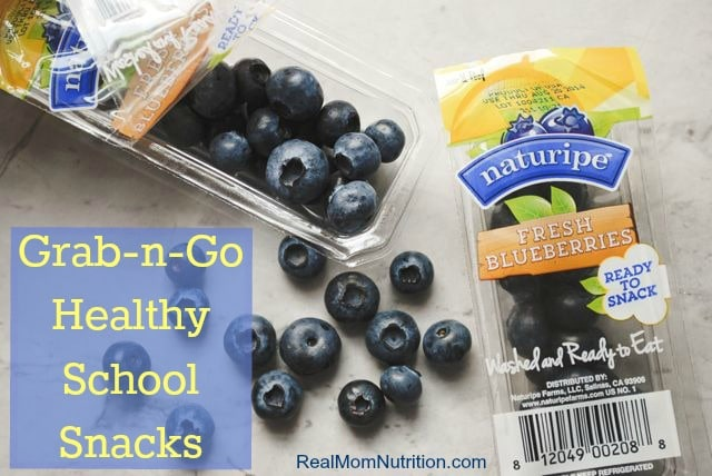 5 Grab-n-Go Healthy School Snacks