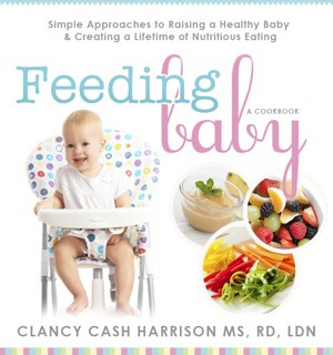 Feeding Baby: Cookbook & Giveaway