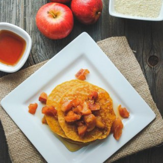Johnnycakes from Real Mom Nutrition
