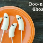Boo-nana Ghosts: Healthy Treats for Classroom Halloween Parties
