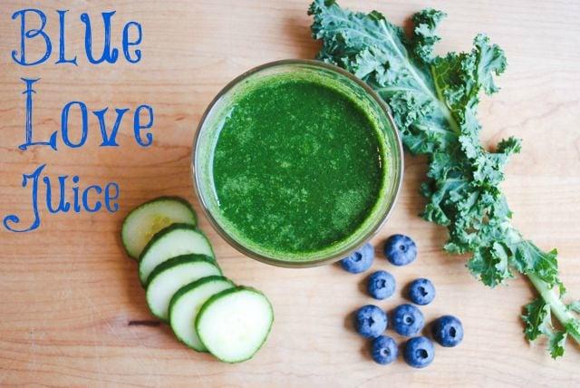 Blue Love Juice