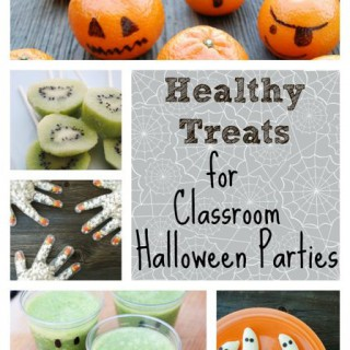 8 Healthy Treats for Classroom Halloween Parties