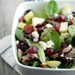 COSI Signature Salad Knock-Off -- Real Mom Nutrition