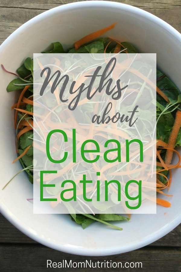 Don't fall for these Clean Eating myths!