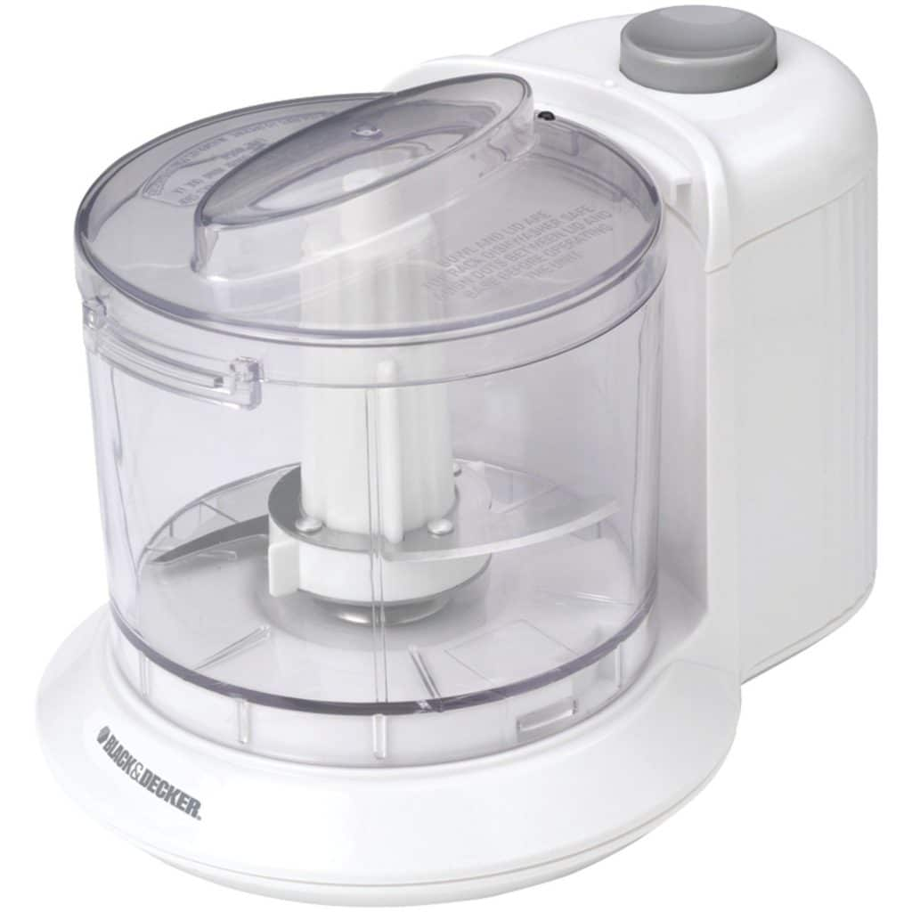 How To Chop Onions With A Black Decker Food Processor