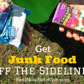 8 Ways To Get Rid of Junk Food Sports Snacks