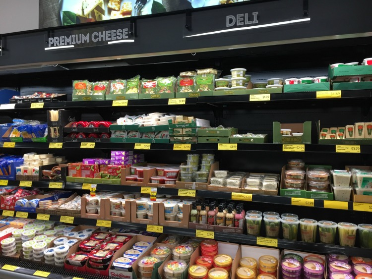 picture about Noom Food List Printable named Heres a Healthful Grocery Record for ALDI (Produced Via A Dieian)