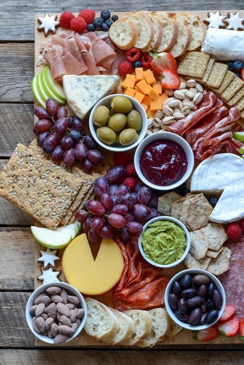 ALDI Cheese Board