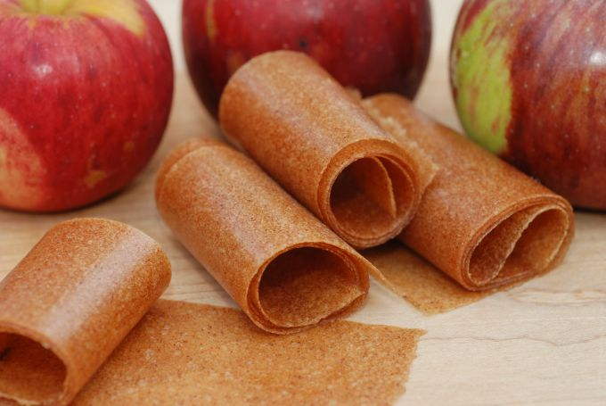 How to make homemade fruit leather
