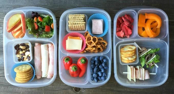 100 Lunch Box Ideas