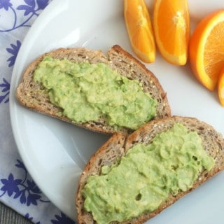Avocado Toast Obsession -- Real Mom Nutrition