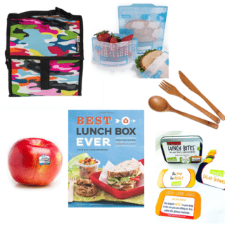 Back to School Lunch Packing Giveaway