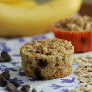 Banana Oatmeal Muffins -- Real Mom Nutrition