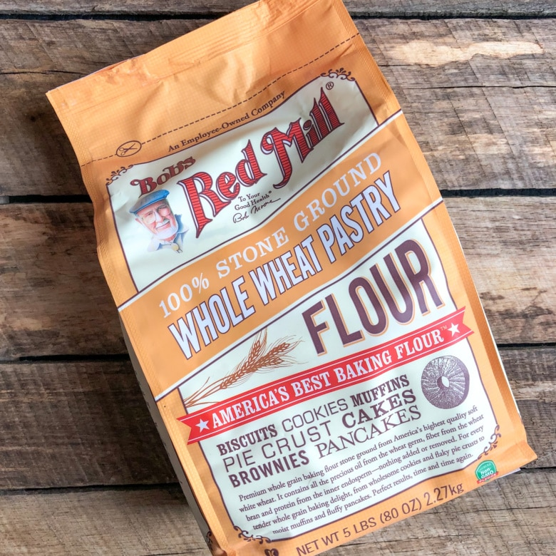 Bobs Red Mill Whole Wheat Pastry Flour