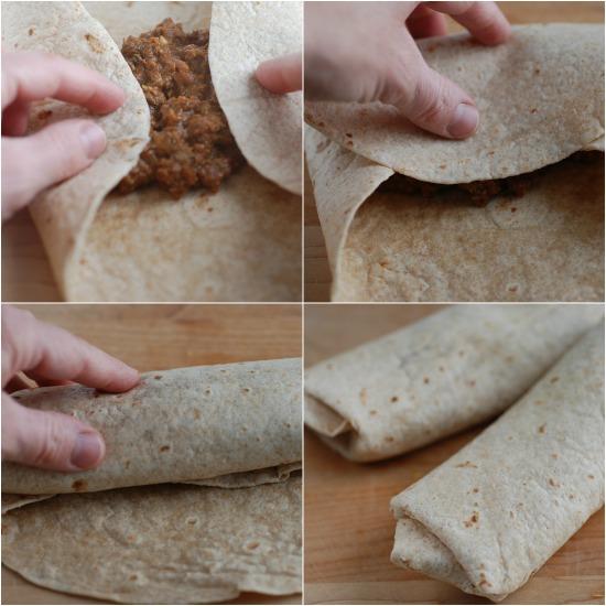 Freezer-Friendly Beef Burritos
