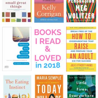 Books I Loved In 2018