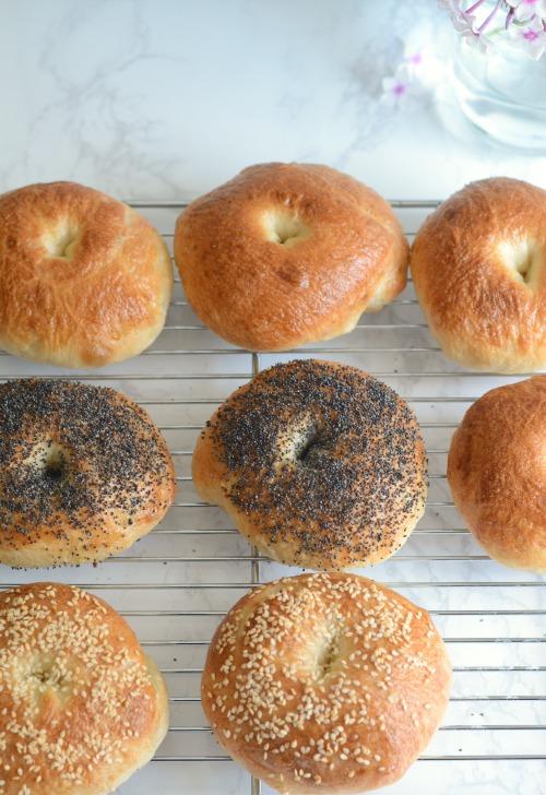 Bread Machine Bagels