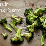 15-Minute Roasted Broccoli