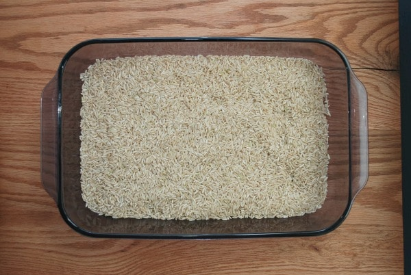 How To Bake Brown Rice in the Oven!