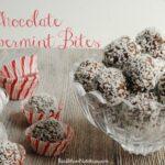 Chocolate Peppermint Bites
