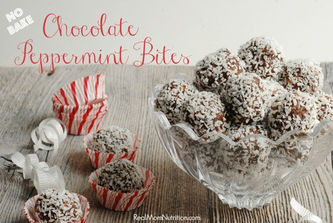 Chocolate Peppermint Bites