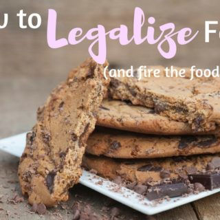 How to Legalize Food (and Fire the Food Police)