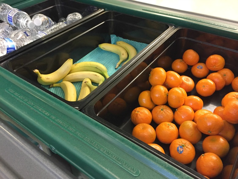 Ideas for Healthy Concession Stand