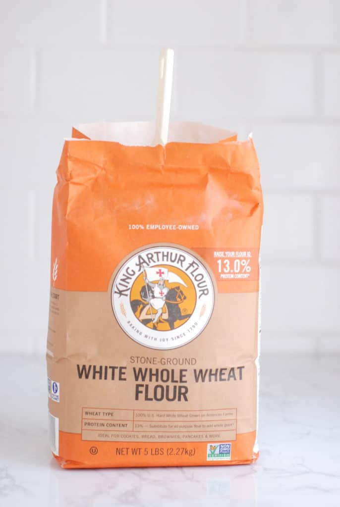 King Arthur Flour White Whole Wheat Flour
