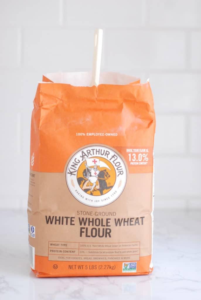 King Arthur Flour White Whole Wheat Flour