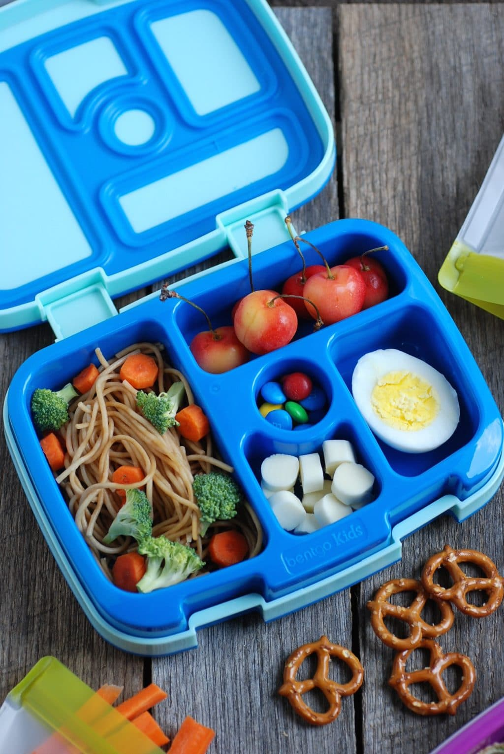 Favorite Little Kid Lunch Box: BentGo Kids