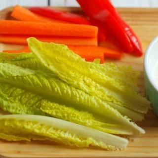Dippable Salad For Kids